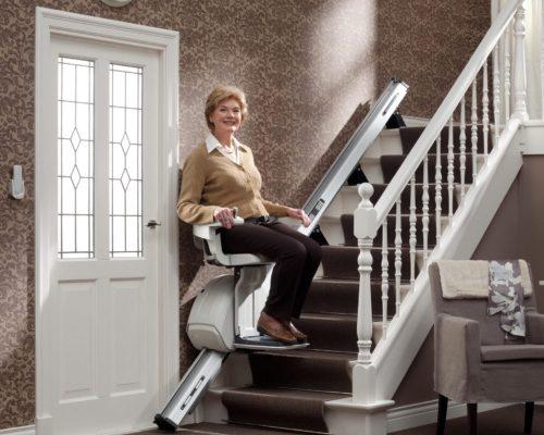 ανελκυστήρας σκάλας αμέα levant